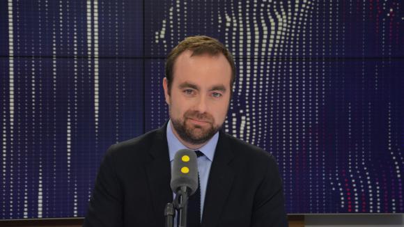 Sébastien Lecornu, secrétaire d'État à la Transition écologique et solidaire.
