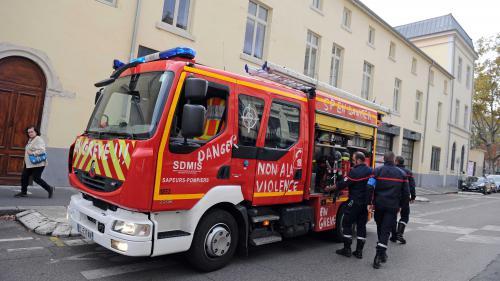 Oise : des pompiers pris à partie pendant un incendie