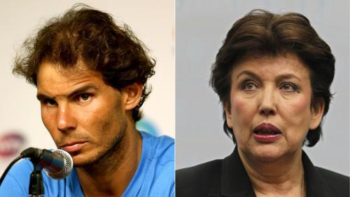 Tennis : l'ancienne ministre Roselyne Bachelot condamnée pour diffamation après avoir accusé Rafael Nadal de dopage