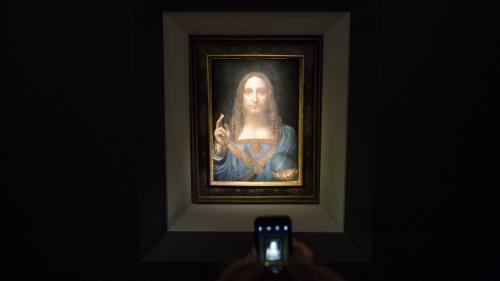 Adjugé 382 millions d'euros, ce tableau de Léonard de Vinci est le plus cher jamais vendu aux enchères