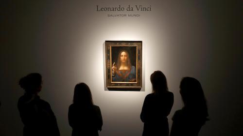 """Quatre choses à savoir sur le """"Salvator Mundi"""" de Léonard de Vinci, le tableau le plus cher jamais vendu aux enchères"""