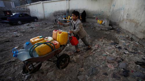 """VIDEO. Yémen : """"Les morts se comptent par milliers, la situation est de plus en plus catastrophique"""", alertent des humanitaires"""
