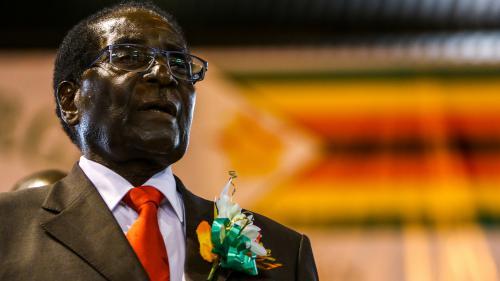 Zimbabwe : malgré le coup de force de l'armée, Robert Mugabe s'accroche au pouvoir