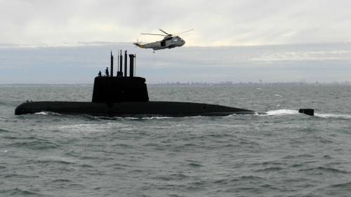 Argentine : un bruit anormal détecté des heures après le dernier contact avec le sous-marin