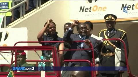 Zimbabwe : la fin du règne de Robert Mugabe ?