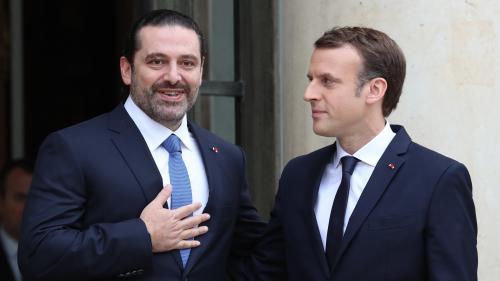 Saad Hariri, Premier ministre libanais démissionnaire, confirme qu'il sera à Beyrouth pour la fête nationale