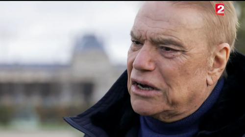 "VIDEO. ""Il faut accepter que l'on va vers l'épreuve ultime de la mort"" : Bernard Tapie parle de son cancer sur France 2"