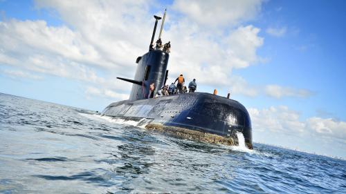 """Sous-marin argentin disparu : """"Chaque heure compte"""""""