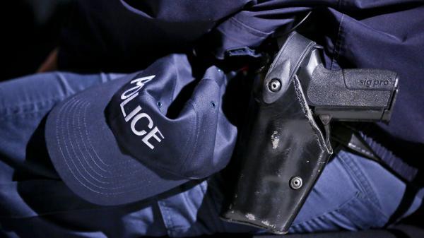 nouvel ordre mondial | Les policiers