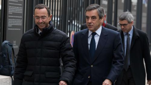 """VIDEO. """"Dans la défaite, le chef se retire sans chercher d'excuses"""" : François Fillon prend sa retraite politique"""