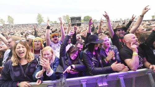 Violences sexuelles : en Suède, le premier festival de musique sans hommes organisé en 2018