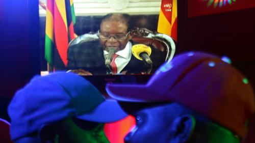 Au Zimbabwe, Robert Mugabe s'accroche encore et toujours au pouvoir