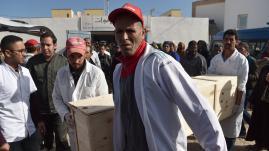 VIDEO. Maroc : une bousculade lors d'une distribution alimentaire fait 15 morts
