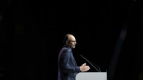 DIRECT. Regardez le discours d'Edouard Philippe au Congrès des maires