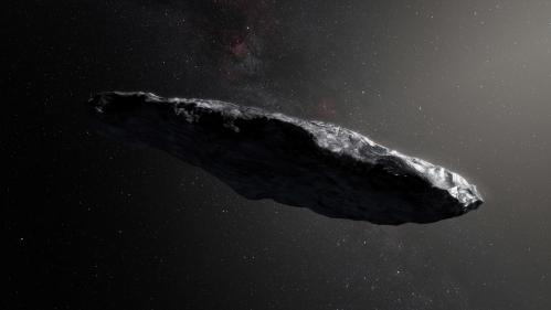 Ce que l'on sait d'Oumuamua, l'astéroïde provenant d'un autre système solaire