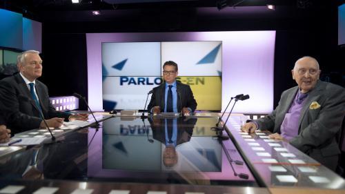 nouvel ordre mondial   Agression sexuelle : LCP suspend le présentateur Frédéric Haziza après la plainte d'une journaliste