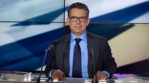 nouvel ordre mondial   Les salariés de LCP réclament la suspension du présentateur Frédéric Haziza, accusé d'agression sexuelle