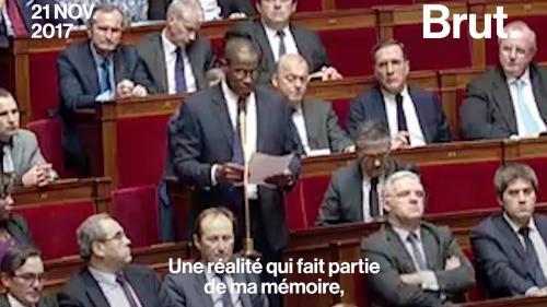 Un député suscite un standing ovation pour son discours sur les migrants vendus aux enchères en Libye