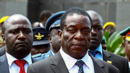 Zimbabwe : qui est Emmerson Mnangagwa, l'homme que l'armée voudrait voir succéder à Robert Mugabe ?