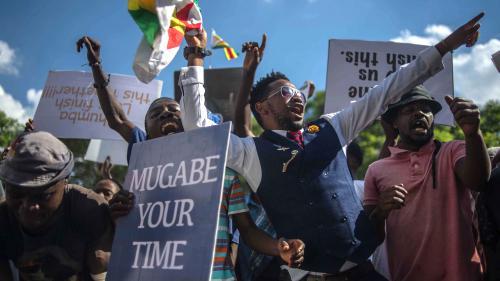 DIRECT. Zimbabwe : après 37 ans au pouvoir, le président Robert Mugabe démissionne