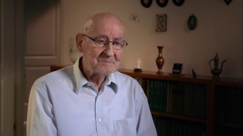 """DOCUMENT FRANCE 2. A 88 ans, un ancien membre des Jeunesses hitlériennes se confie : """"Cette nuit-là, j'ai compris qu'on nous avait menti sur toute la ligne"""""""
