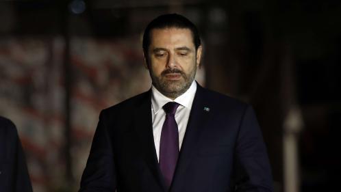 Liban : de retour à Beyrouth, Saad Hariri suspend sa démission