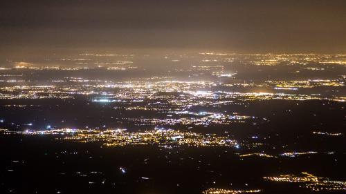 La Terre est de plus en plus polluée par la lumière artificielle