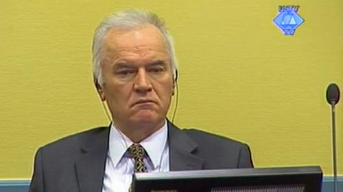 Massacre de Srebrenica : Ratko Mladic condamné à la perpétuité pour génocide et crime de guerre