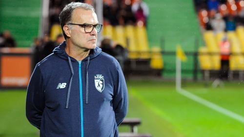 "Foot : l'entraîneur du Losc Marcelo Bielsa suspendu ""momentanément"""
