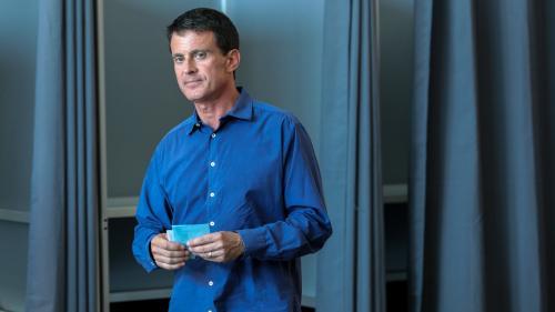 """En Espagne, Manuel Valls parle du """"problème de l'islam, des musulmans"""" dans la société française"""