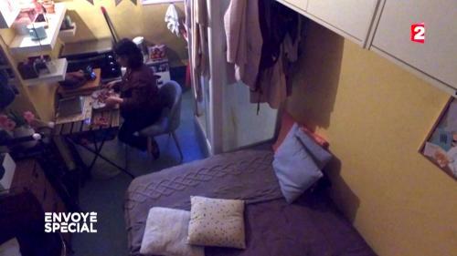 VIDEO. 9 m² : une vie à l'étroit