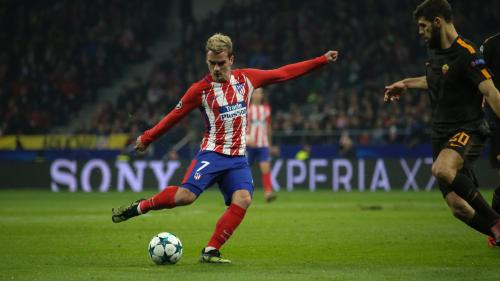 VIDEO. Ligue des champions : le but mémorable d'Antoine Griezmann face à l'AS Roma