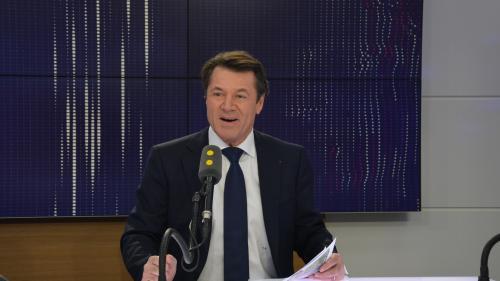 """VIDEO. Attentat de Nice : Estrosi reconnaît une """"visite"""" des juges au siège de la police municipale"""