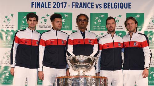 Tennis : des Mousquetaires à Yannick Noah, des Français au service de la Coupe Davis