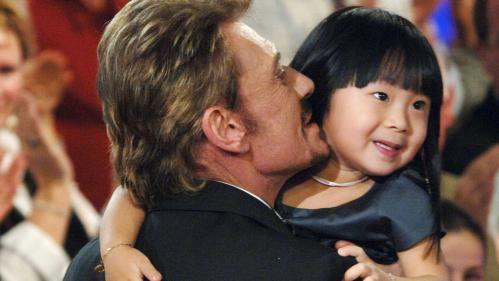 VIDEO. David, Laura, Jade et Joy : Johnny Hallyday, la rockstar devenue père de famille nombreuse