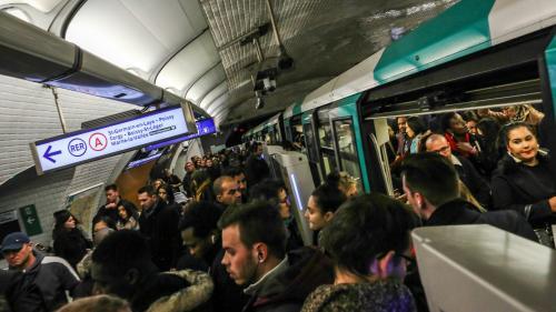 nouvel ordre mondial | Atteintes sexuelles dans les transports publics : le chiffre choc