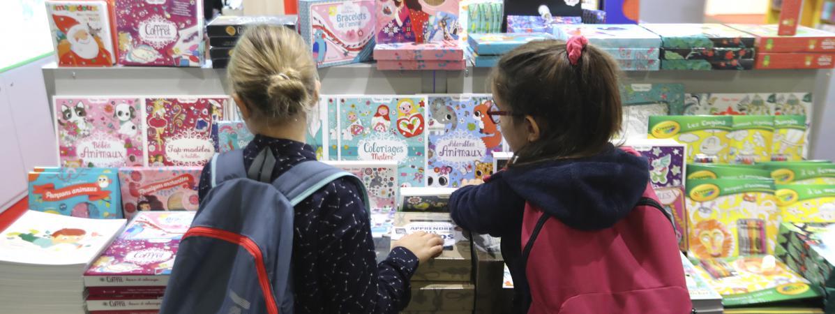 Salon du livre et de la presse jeunesse les guides de - Salon du livre et de la presse jeunesse ...