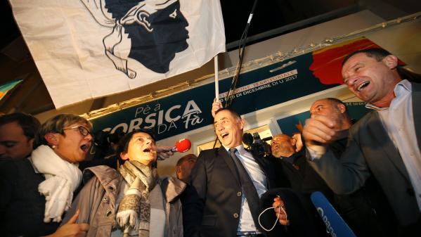 Corse : le raz-de-marée nationaliste