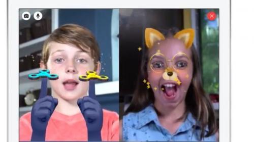 Facebook lance une messagerie pour enfants aux Etats-Unis