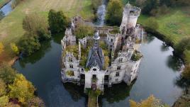 Patrimoine : devenez copropriétaire du château de la Mothe-Chandeniers