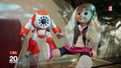 VIDEO. Quand les jouets connectés espionnent vos enfants