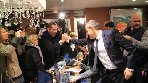 Corse : les nationalistes vers une large victoire aux territoriales