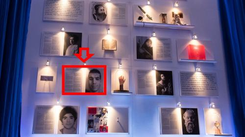 """Le portrait d'un tueur du Bataclan exposé à Berlin au """"Musée des martyrs"""" : """"Nous avons conçu l'installation dans le plus grand respect des victimes"""""""