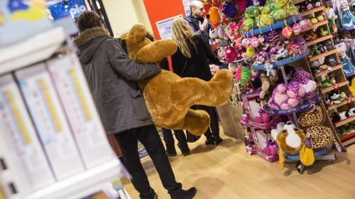 Noël : le plus gros samedi de l'année pour les magasins de jouets