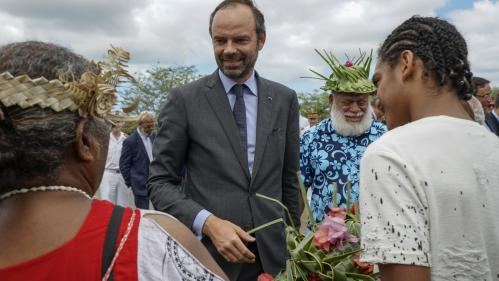 """Nouvelle-Calédonie : Le référendum d'indépendance de 2018 """"aura lieu"""", assure Edouard Philippe"""