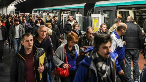Quatre syndicats de la RATP appellent à la grève le 12 décembre sur les lignes A et B du RER