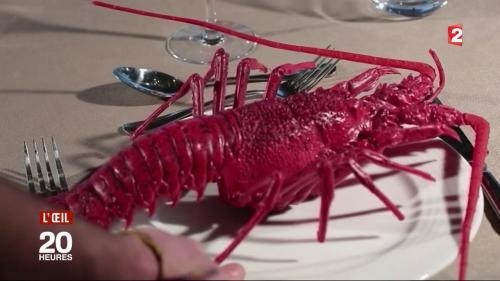 VIDEO. Du surimi au goût homard... sans homard
