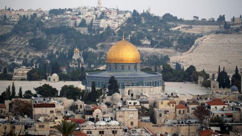 Quatre questions sur le possible transfert de l'ambassade américaine à Jérusalem par Trump