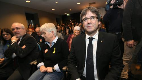 L'Espagne retire le mandat d'arrêt européen lancé contre l'ancien président catalan Carles Puigdemont