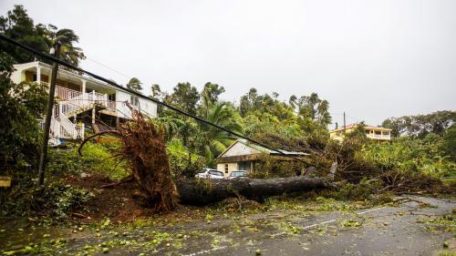 L'ouragan Maria a fait quatre morts en Guadeloupe, selon un bilan définitif